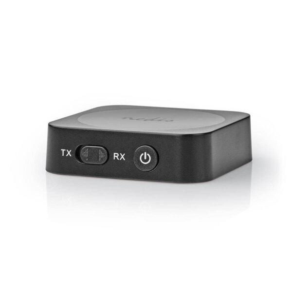 Nedis Wireless Audio Receiver | Bluetooth® | 3.5 mm output | Black